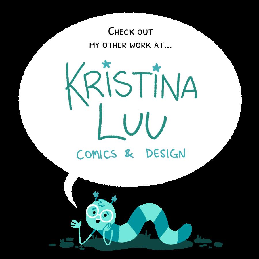 Kristina Luu Comics & Design